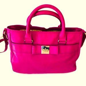 Kate Spade purse/bag. In Cherrywood. Shoulder bag